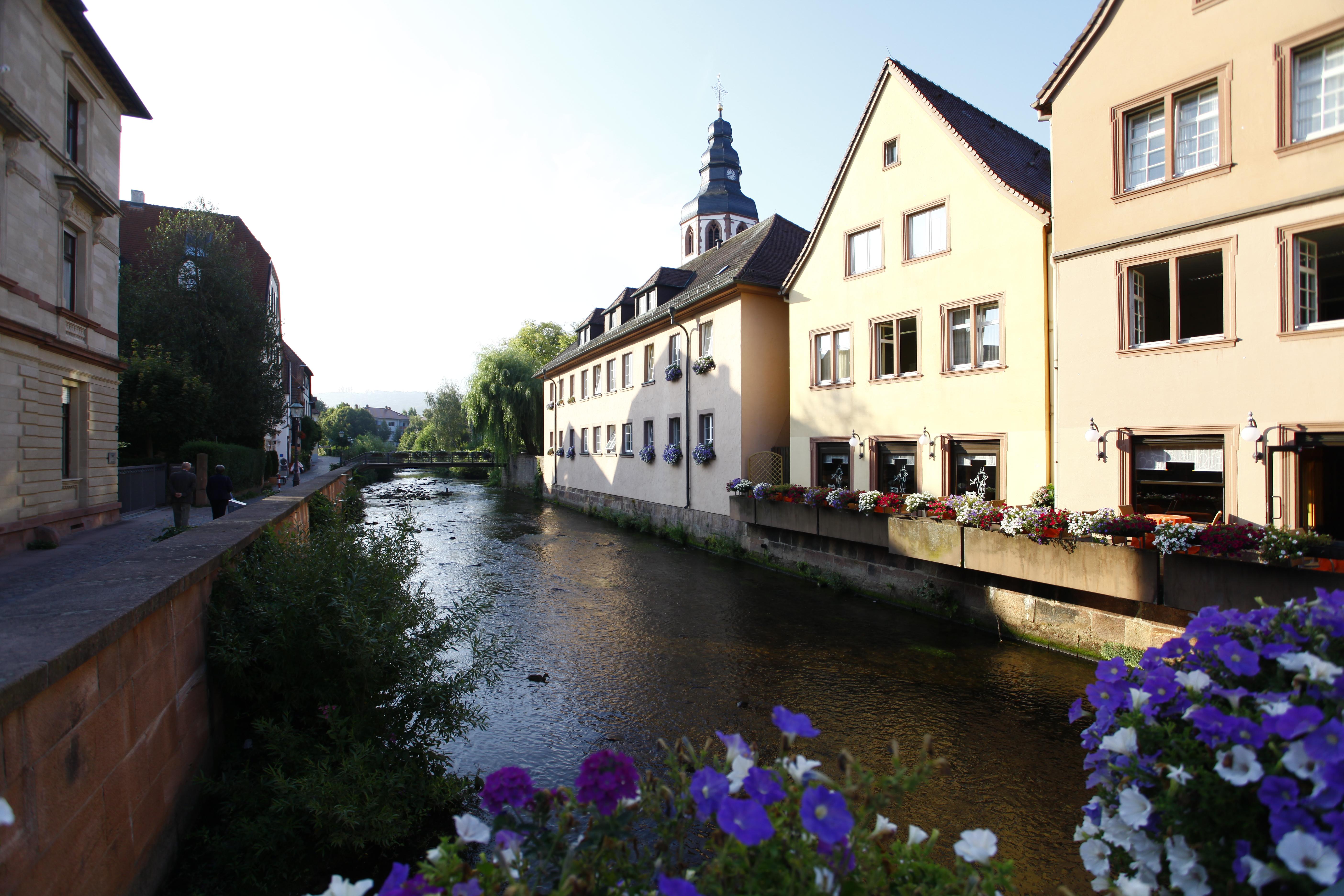 Altstadt Ettlingen – Stadthotel Engel in Ettlingen