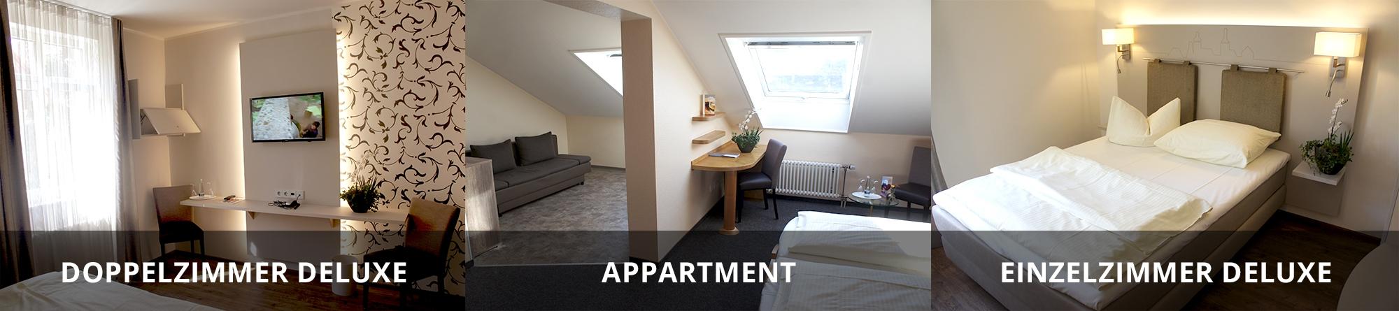 Stadthotel-Engel-Ettlingen-Doppelzimmer-Einzelzimmer-Appartment